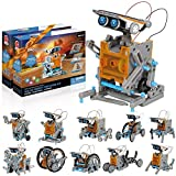CIRO STEM Solar Robot Kit 2 Pack,STEM Toys Projects for Kids Ages 8-12 and Older, Science Building Educational Gifts for Boys 8 Years and up