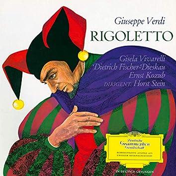 Verdi: Rigoletto - Highlights (Sung in German)