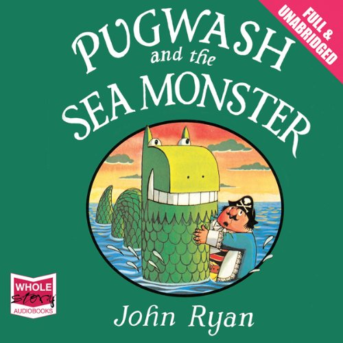 Pugwash and the Sea Monster cover art