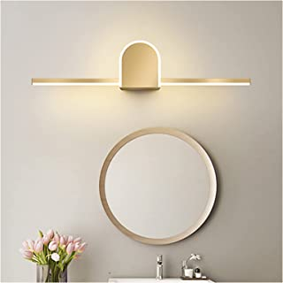 Simple 41/61/81cm Mirror Front Lights, European and American Style Postmodern Home Villa Apartment Corridor Dressing Table...