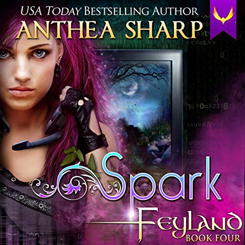 Spark Audiobook By Anthea Sharp cover art