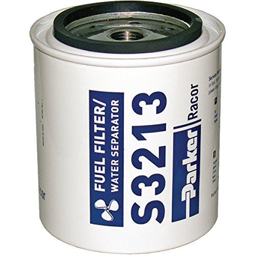 Racor 62-S3213 Mercury FB Recambios Cartuchos para Filtro de Gasolina