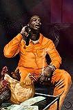 Poster, Motiv Strange Gucci Mane Rapper Singer Songwriter