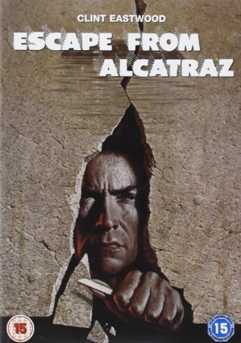 Escape from Alcatraz [Region 2] -  DVD, Rated PG, Don Siegel
