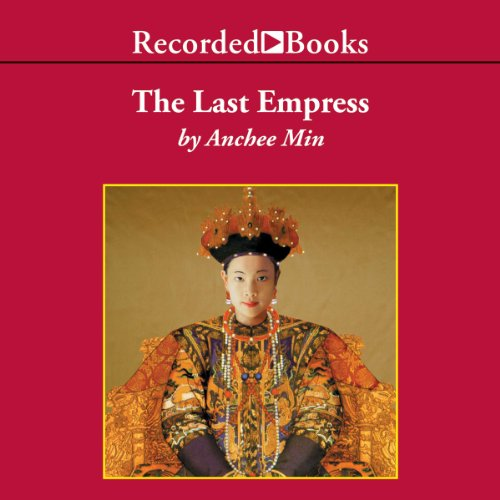 The Last Empress audiobook cover art