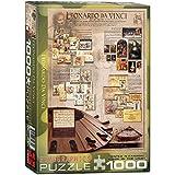 EuroGraphics - Puzzle con Marco Leonardo, Tortugas Ninja, 1000 Piezas (EG60000084)