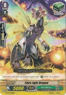 Cardfight!! Vanguard TCG - Fairy Light Dragon (G-TD03/018EN) - G Trial Deck 3: Flower Maiden of Purity