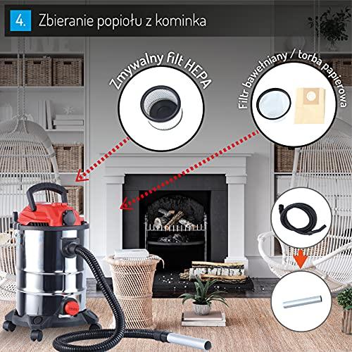 Camry CR 7045 Aspirador Industrial Profesional