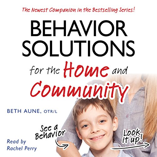 Behavior Solutions for the Home and Community audiobook cover art