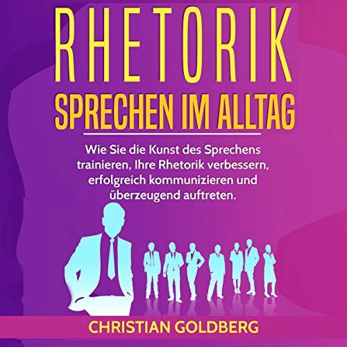 RHETORIK - Sprechen im Alltag Titelbild