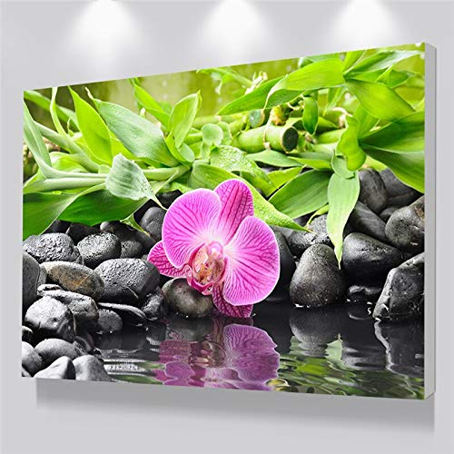 Naturaleza Muerta Wall Art Canvas Poster Print Rectangular Painting Living Room Decoration Picture-Sin marco40x50cm
