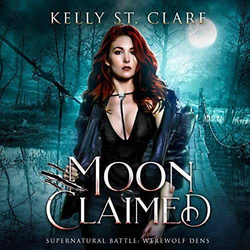 Moon Claimed Audiobook By Kelly St. Clare cover art