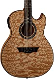Dean Exhibition Quilt Ash 12-String...