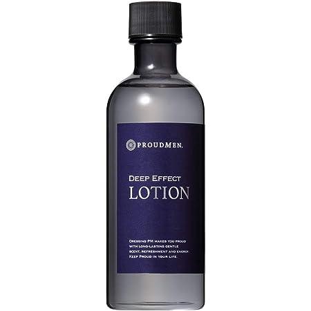 プラウドメン ディープエフェクトローション 200ml (グルーミング・シトラスの香り) 化粧水 メンズ 男性 男性用 スキンケア 保湿