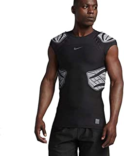 Nike Targeted Impact Compression Football Shirt Black XL