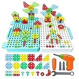 Beinhome 316 Pcs Juguetes Montessori Puzzles 3D Bloques Construccion...