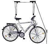 VDP Soporte elevador de bicicleta para colgar hasta 20 kg