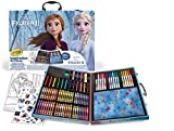 Crayola-04-0635 Matín Del Artista Disney 2, para Dibujar y Colorear, multicolor, 115 Pzs (04-0635) , color/modelo surtido