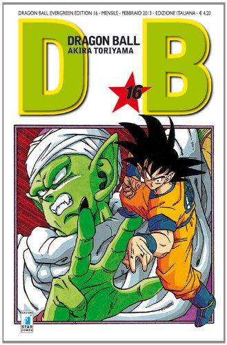 Dragon Ball. Evergreen edition (Vol. 16)