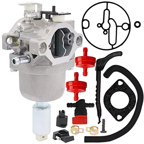 HOOAI 594593 Carburetor for 591731 593514 697141 697190 698445 699109 699937 791858 791888 792171 792358 793224 790418 796109 794294 699916 593433-794572 Carburetor w/Extra Rubber Gasket