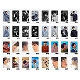 Panamami 32 Stück/Set KPOP BTS Bangtan Boys Love You You selF Tear Album Fotokarte, PVC-Karten,...