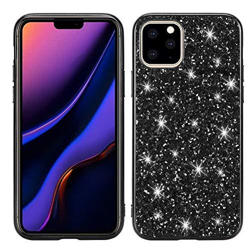 "Yobby - Carcasa para iPhone 11 (6,5""), diseño de purpurina"