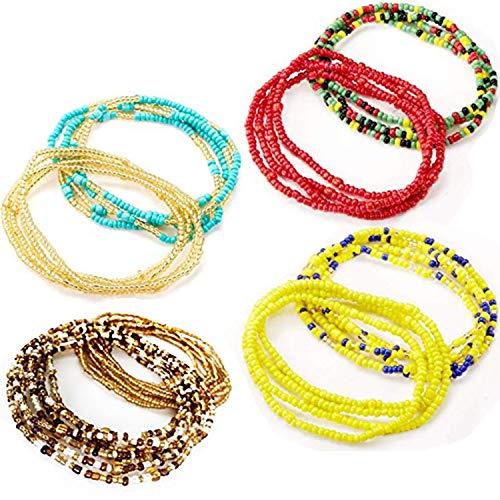 Tuoshei 8 Piece Summer Jewelry Wais…