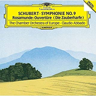 シューベルト:交響曲第9番《ザ・グレイト》、《ロザムンデ》序曲
