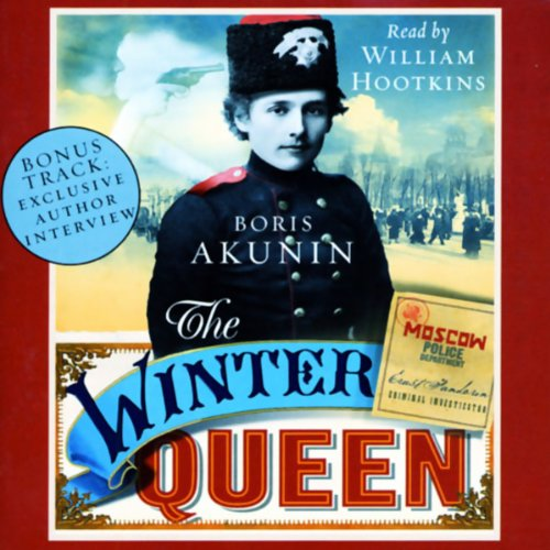The Winter Queen Audiobook By Boris Akunin cover art