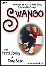 Swango video notebook vol 1 (The fusion of West Coast Swing & Argentine Tango, vol 1)