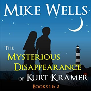 The Mysterious Disappearance of Kurt Kramer audiobook cover art