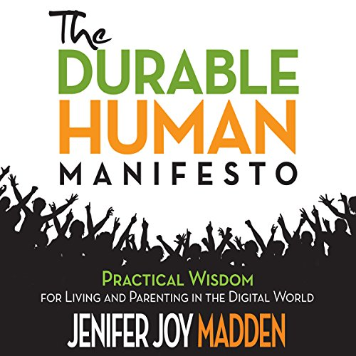 The Durable Human Manifesto audiobook cover art