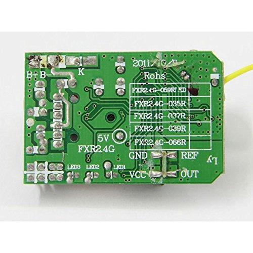 Jamara jamara037741Electronic Board für Sohle V2Hubschrauber
