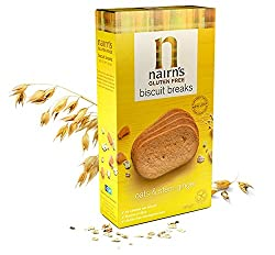 Perfect for on the go New look same great taste Gluten free wholegrain oats 46 calories per biscuit Source of fibre No hydrogenated fat No GM ingredients No artificial colours, flavours or preservatives Suitable for vegans and coeliacs Our tasty bisc...