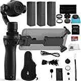 DJI OSMO+ Plus Handheld Fully Stabilized 4K Camera Ultimate Bundle