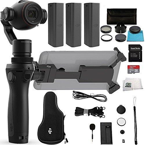 51Bi3sq0lcL. SL500  - DJI Osmo Handheld 4K Camera