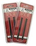 Black&Decker BD710 DN710 BD711 KW713 Hartmetall-Hobelmesser, 82 mm, 4 Stück