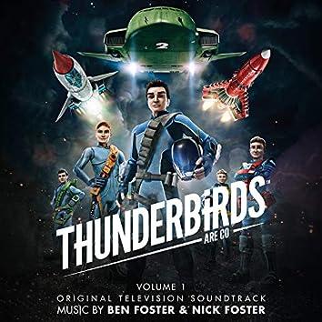Thunderbirds Are Go, Vol. 1 (Original Television Soundtrack)
