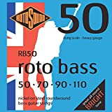 Rotosound Nickel Heavy Gauge Roundwound Bass Strings (50 70 90 110)