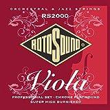Rotosound RS2000 - Juego de cuerdas para cuerda viola