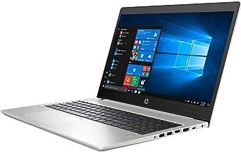 "HP Probook 15.6"" HD Business Laptop, Intel Quad-Core i5, 8GB DDR4 RAM, 256GB PCIe NVMe M.2 SSD, Windows 10 Professional 64..."