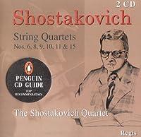 String Quartets by D. Shostakovich