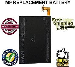 ONEM9 Battery LONGLIFE One M9 Replacement Battery 2840mAh Batería de repuesto