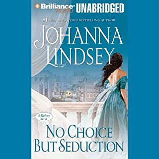 No Choice But Seduction audiobook cover art