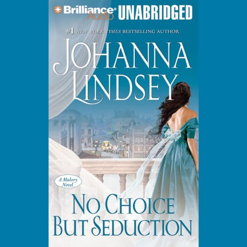 No Choice But Seduction audiobook cover art