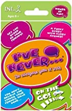 I've Never...? The Game of Truth Family Card Game