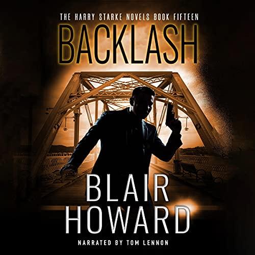 Backlash Audiobook By Blair Howard cover art