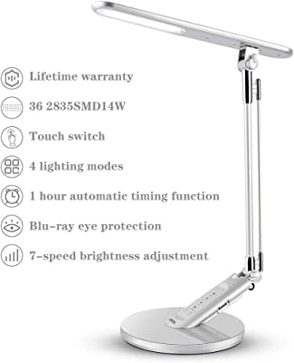 Benq E Reading Led Desk Lamp With Swing Arm Auto Dimming