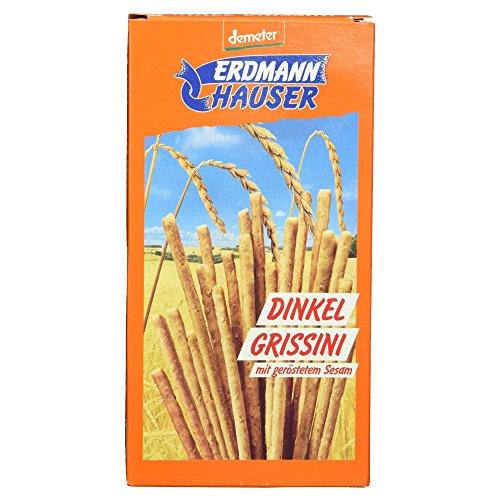 Erdmann Hauser Bio Dinkel Grissini, 100g