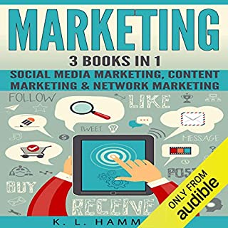 Social Media Marketing: 3 Books in 1 cover art